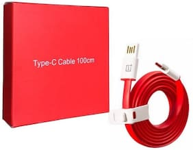 Shopline C Type Data Cable | Fast Charging Cable | Sync Cable| Charger Cable | Compatable 3.1 Type C Cable-100Cm