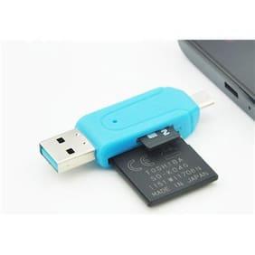 Shutterbugs Compatible OTG Smart Micro USB OTG Cable