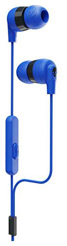 Skullcandy Inkd plus s2imy m686 In ear Wired Headphone   Blue