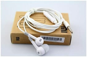 Skytop In-Ear Wired Headphone ( White )