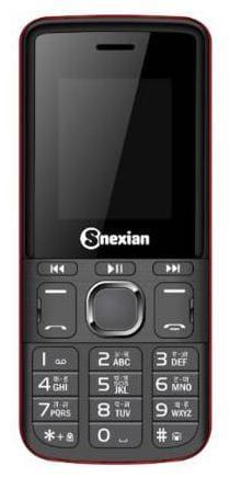 Snexian Guru 5500 (Black & Red)