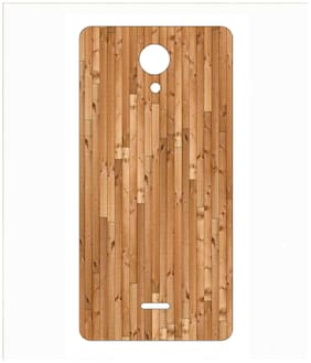 Snooky Digital Print Mobile Skin Sticker For Micromax Q427