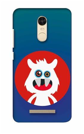 Snooky Digital Print Hard Back Case Cover For Xiaomi Redmi Note 3