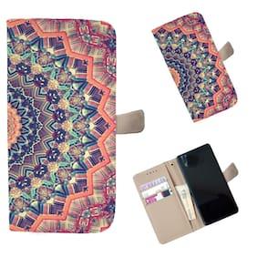 Snooky Flip Cover For Redmi Note 7 Pro (Multi)