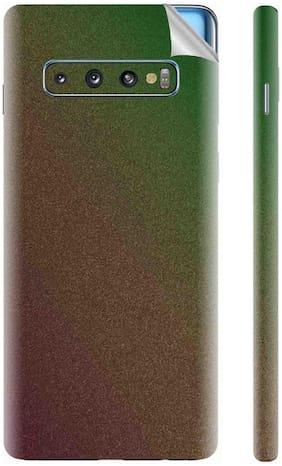 Snooky Mobile Skin For Samsung Galaxy S10e (Green)