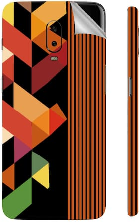 Snooky Mobile Skin For OnePlus 6T (Multi)