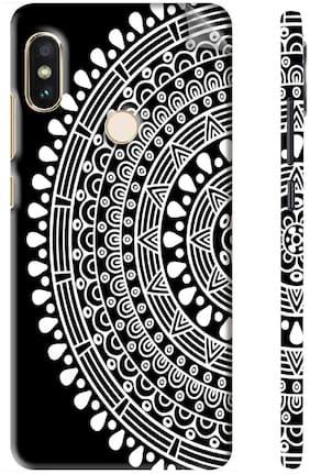Snooky Mobile Skins For Mi Redmi Note 5 Pro
