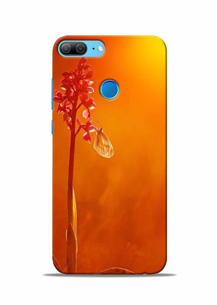 Sowing Happiness Polycarbonate Designer Back Cover For Honor 9 Lite   Multi