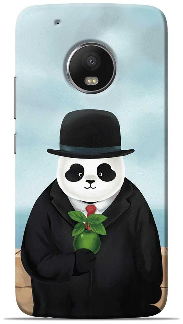 Sowing Happiness Back Cover for Motorola Moto G5 Plus