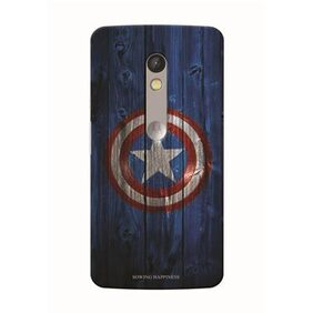 Moto X Play Printed Back Cover By Sowing Happiness