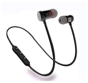 Speeqo In-Ear Wired Headphone ( Black )