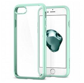 Spigen iPhone 7 / iPhone 8 Case Ultra Hybrid 2 Mint 042CS20925