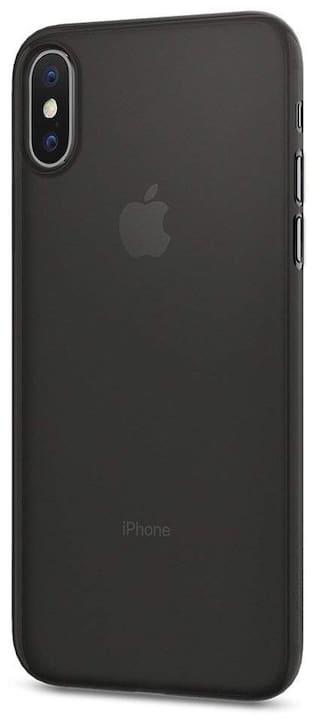 new style 858a1 e20c3 Buy Spigen iPhone XS Max (2018) Case Air Skin Black 065CS24830 ...