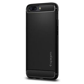 Spigen Rugged Armor Case for OnePlus 5 OP5 - Black K04CS21513