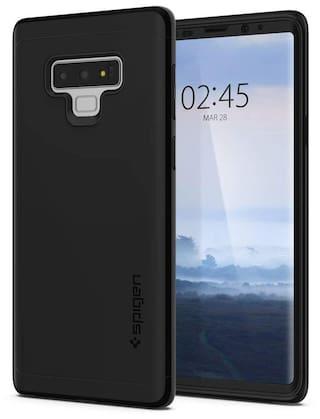 best website a41b8 28586 Buy Spigen Samsung Galaxy Note 9 Case Thin Fit 360 Black (Glass ...