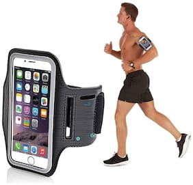 Sports Arm Band for Android/iOS Phones (Color may vary)
