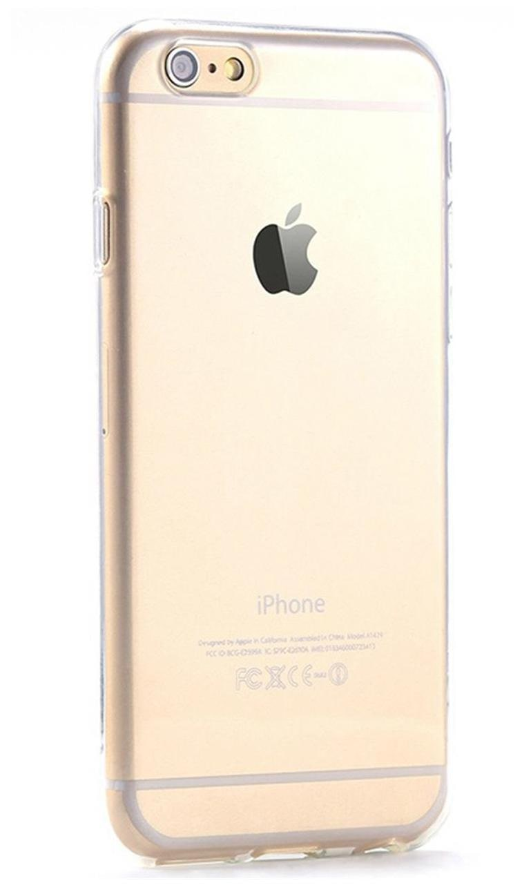 Stromax Back Cover For Apple iPhone 6s  Transparent