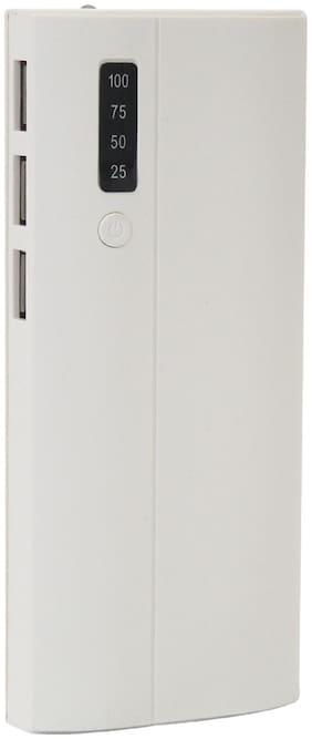 STSMIGADGET New P3 10000 mAh  Power Bank - White