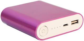 STSMIGADGET 10.4K Metal 10400 mAh  Power Bank - Pink