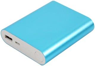 STSMIGADGET 10.4K Metal 10400 mAh  Power Bank - Blue