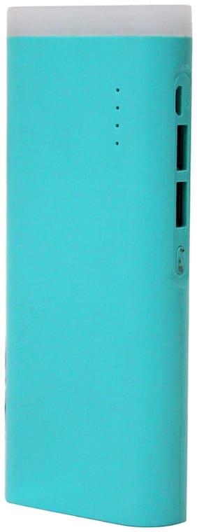 STSMIGADGET Tall Torch 10000 mAh  Power Bank - Blue