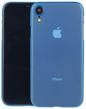 Stuffcool Polycarbonate Back Cover For Apple iPhone XR ( Blue )