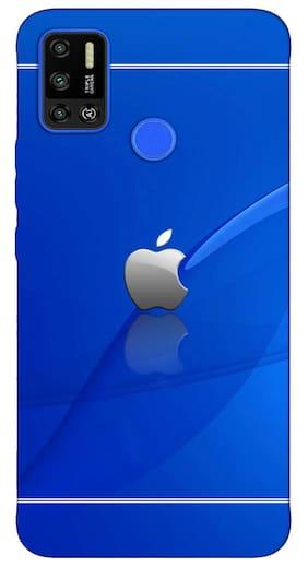 Tecno Spark 6 Air Silicone Back Cover By Sunrise ( Multi )