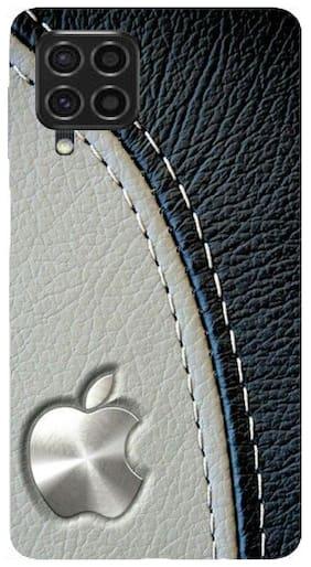 Samsung Galaxy M12 Rubber Back Cover By SUNRISE HUB ( Multi )