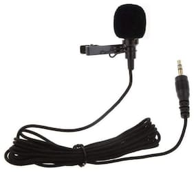 SUPREMACY 3.5mm Clip Microphone For Youtube Lapel Mic Mobile, PC, Laptop, Android Smartphones, DSLR Camera Microphone
