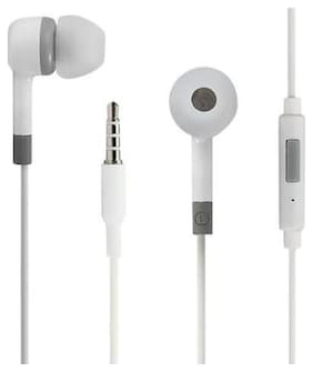SUPREMACY M2-6 In-ear Wired Headphone ( White )