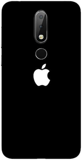 SVISINDIA Back Cover For Nokia 6.1 Plus (Multi)