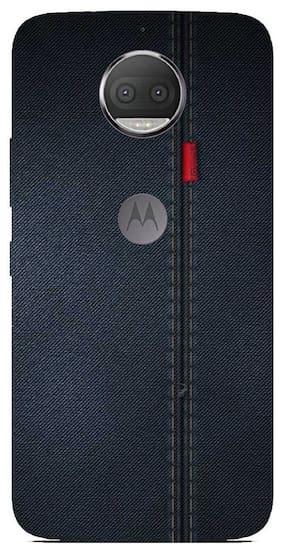 SVISINDIA Silicone Back Cover For Motorola Moto G5s Plus ( Multi )