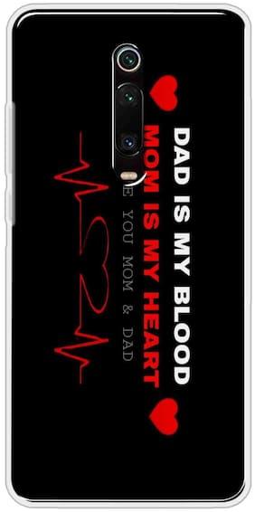 Xiaomi Redmi K20 Pro Silicone Back Cover By SVISINDIA ( Multi )