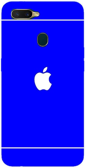 SVISINDIA Silicone Back Cover For Oppo A5s (AX5s) ( Multi )