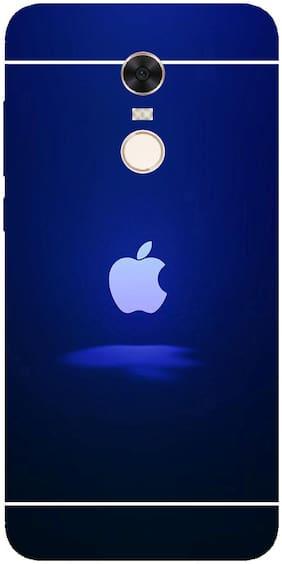 SVISINDIA Silicone Back Cover For Redmi Note 5 ( Multi )