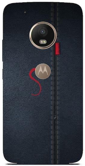 Motorola Moto G5 Plus Silicone Back Cover By SVISINDIA ( Multi )