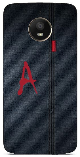 SVISINDIA Back Cover For Moto E4 Plus (Multi)