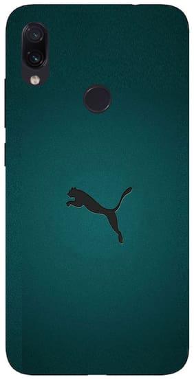 Redmi Note 7 Pro Silicone Back Cover By SVISINDIA ( Multi )