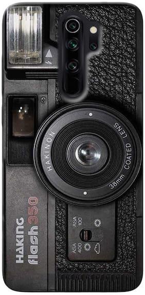 SVISINDIA Silicone Back Cover For Redmi Note 8 Pro ( Multi )