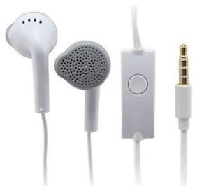 SVISINDIA SVIS-Ear-samsun-simple In-Ear Wired Headphone ( White )