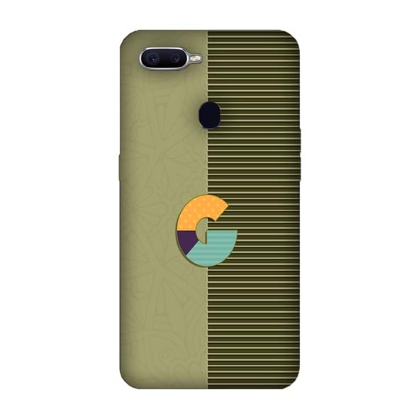 SY Gifts Plastic Back Cover For REALME 2 PRO   Multi