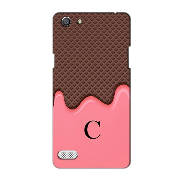 SY Gifts Plastic Back Cover For OPPO Neo 7   Multi