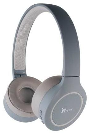 Syska HSB3000-GY On-Ear Wired Headphone ( Grey )
