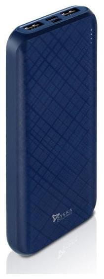 Syska P2007J-BL 20000 mAh Portable Power Bank - Blue