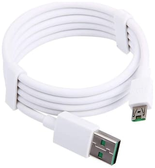 T3S Data & Charging 8 Pin (Lightning) Cable ( 1.2 m , White )