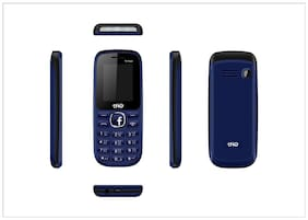 Trio T4 Flash Dual Sim Navy Blue