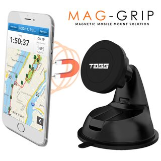 Tagg Premium Magnetic Car Mobile Holder/Car Mount