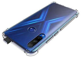 Honor 9X TPU Back Cover By TARKAN ( Transparent )