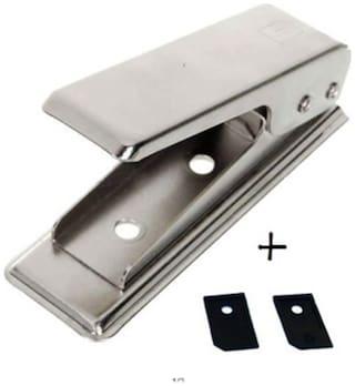 Tech Gear Micro Sim Cutter (Silver)