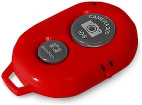 Tech Gear Selfie Remote Bluetooth (Red)